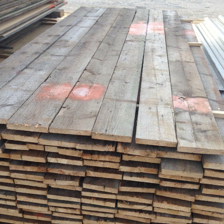 gebruikt hout
