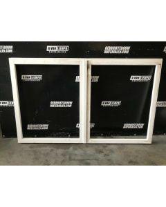 Hardhouten Raamwerk / Frame, 191 B x 117 H
