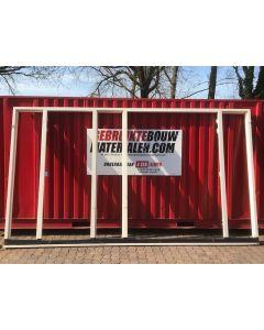 Hardhouten Kozijn / Frame, 450 B x 250 H