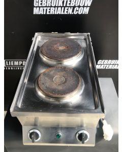 Elektrische Horecakookplaat Juno