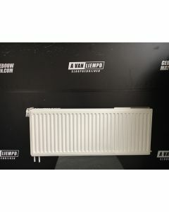 Dubbele Brugman Paneelradiator (T21), 130 B x 50 H