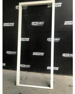 Houten Buitendeurkozijn, 103 B x 238 H