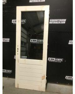Achterdeur 82 B x 211,5 H (Rechtsdraaiend)