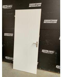 Binnendeur 87,5 B x 211,5 H (Linksdraaiend)