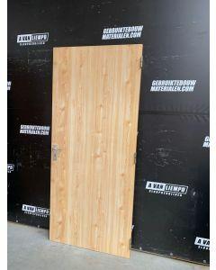 Binnendeur 92 B x 211,5 H (Rechtsdraaiend)