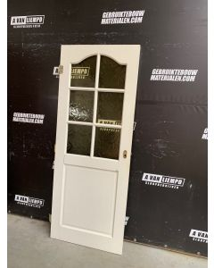 Binnendeur 78 B x 199,5 H (Linksdraaiend)