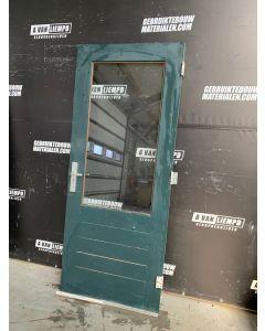 Achterdeur 87,5 B x 210,5 H (Rechtsdraaiend)