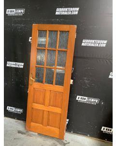 Binnendeur 78 B x 200,5 H (Linksdraaiend)
