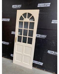 Binnendeur 82,5 B x 209,5 H (Rechtsdraaiend)