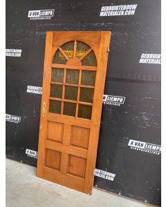Binnendeur 83 B x 201,5 H (Rechtsdraaiend)