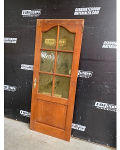 Binnendeur 83 B x 211 H (Rechtsdraaiend)