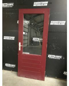 Achterdeur 87 B x 210,5 H (Rechtsdraaiend)