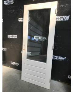 Achterdeur 87,5 B x 211,5 H (Rechtsdraaiend)