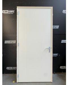 Binnendeur + Kozijn 103 B x 232 H (Linksdraaiend)
