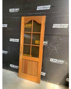 Binnendeur 77,5 B x 201,5 H (Rechtsdraaiend)