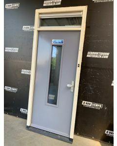 Voordeur + Kozijn 101,5 B x 255,5 H (Rechtsdraaiend)