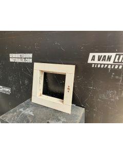Houten Raamwerk / Frame, 44,5 B x 42 H