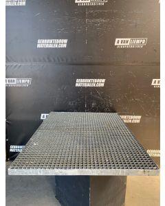 Stalen Vloerrooster 124 L x 92 B