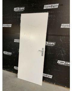 Binnendeur 85 B x 208,5 H (Linksdraaiend)