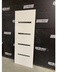 Svedex Opdek Binnendeur 78 B x 211 H (Rechtsdraaiend)