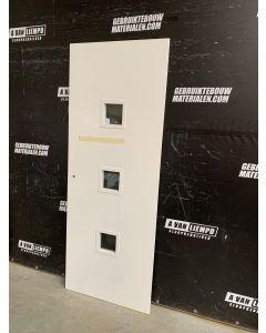 Opdek Binnendeur 78 B x 211 H (Rechtsdraaiend)