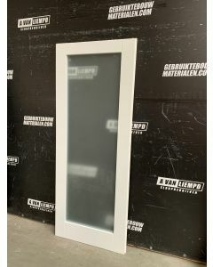 Opdek Binnendeur 78 B x 200 H (Linksdraaiend)