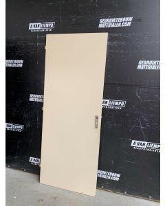 Binnendeur 82,5 B x 211,5 H (Linksdraaiend)