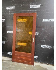 Binnendeur 92,5 B x 201 H (Linksdraaiend)