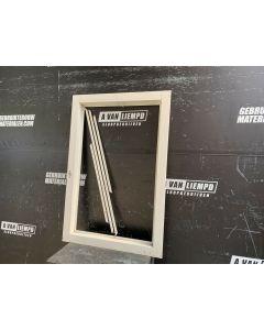 Houten Raamwerk / Frame, 76 B x 113 H