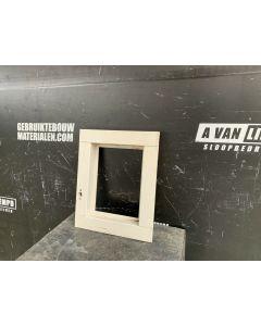 Houten Raamwerk / Frame, 39 B x 48,5 H