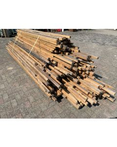 Douglas Balkhout ±4,5x4,5cm | Lengte: ±300-500 cm (±300 stuks)