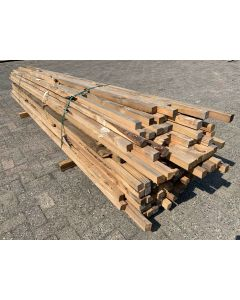 Douglas Balkhout ±4,5x4,5cm | Lengte: ±350-450 cm (±130 stuks)