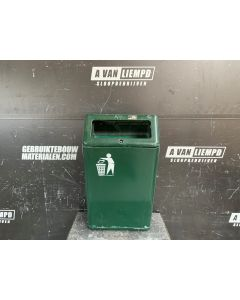 Afvalbak Capitole - 50 Liter