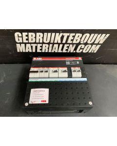 ABB / Hafonorm Stoppenkast - 4 Groepen