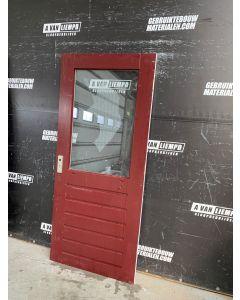 Achterdeur 87,5 B x 200,5 H (Rechtsdraaiend)