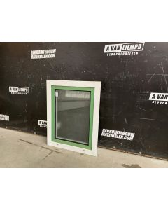 Aluminium Raamkozijn Met Draai-Kiepraam, 72 B x 91 H
