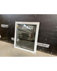 Aluminium Raamkozijn Met Vastraam, 79 B x 91 H
