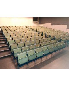 Collegezaal Stoelen (Set van 10 Stoelen)