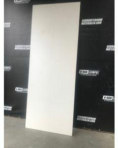 Geplastificeerde Spaanplaat ±100x235 cm | 12 mm