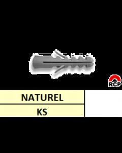 Muurpluug Kunststof Ø4MM (100st)