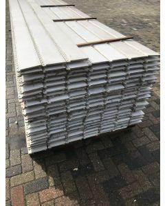 Werzalit Selecta Gevelprofiel | Lengte ±390 cm