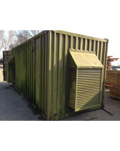Professionele Container Aggregaat Dynaf