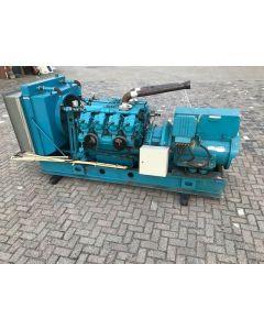 Generator Heemaf Motermic