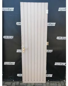 Achterdeur / Schuurdeur 66 B x 210,5 H (Rechtsdraaiend)