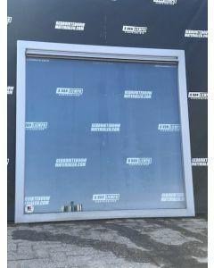 Kunststof Kozijn met Ventilatierooster, 176 B x 176 H
