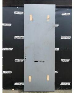 Voordeur Kegro 93 B x 257 H (Rechtsdraaiend)