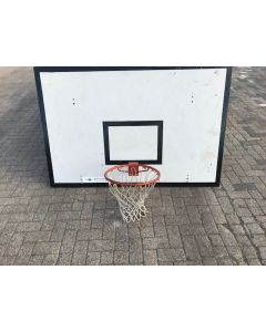 Basketbalbord + Ophangframe (180 B x 120 H)